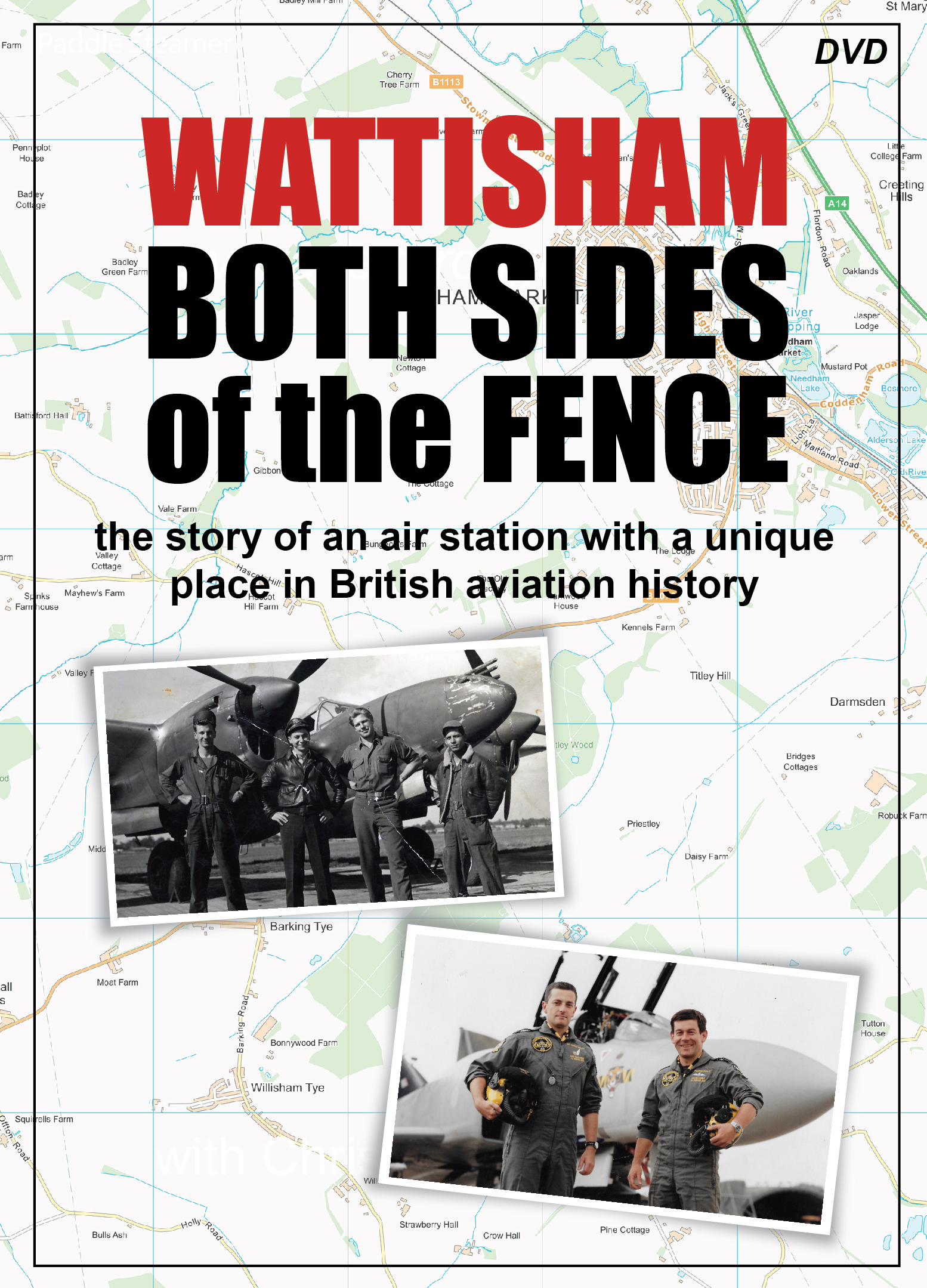 Wattisham Both Sides of the Fence - available OnDemand and as a double DVD
