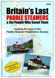 Britain's Last Paddle Steamers DVD